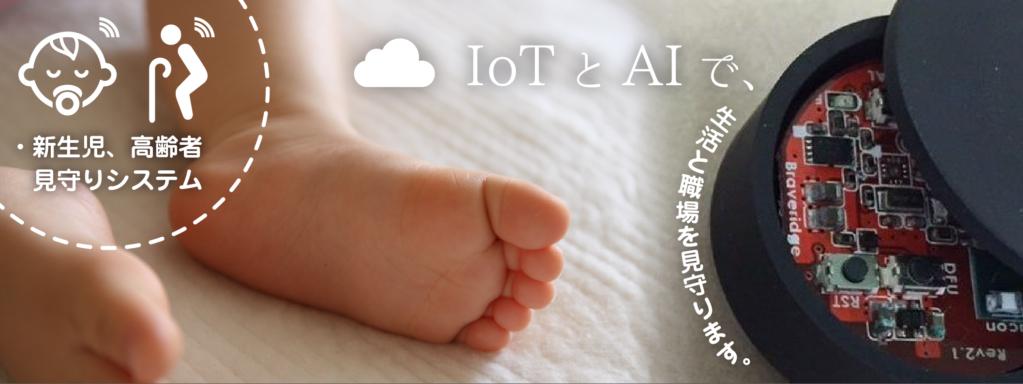 IoTシステム開発事業化!
